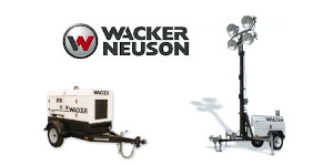Wacker Equipment Sales in Brunswick and Avon OH