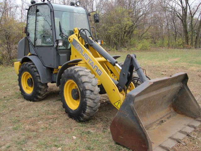 Where to find MUSTANG ML42 WHEEL LOADER in Cleveland