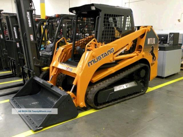 Where to find TRACK LOADER 60HP RUBBER TRACK LOADER in Cleveland