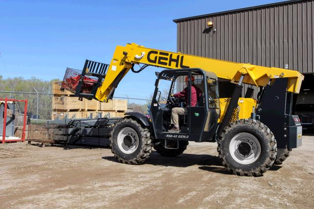 Where to find FORKLIFT RT 8000  LBS 42 44 in Cleveland