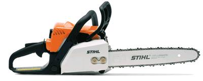 Where to find CHAINSAW 16  W GAS CAN in Cleveland