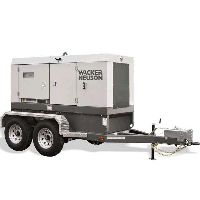 Where to find GENERATOR 125 KVA TOWABLE in Cleveland