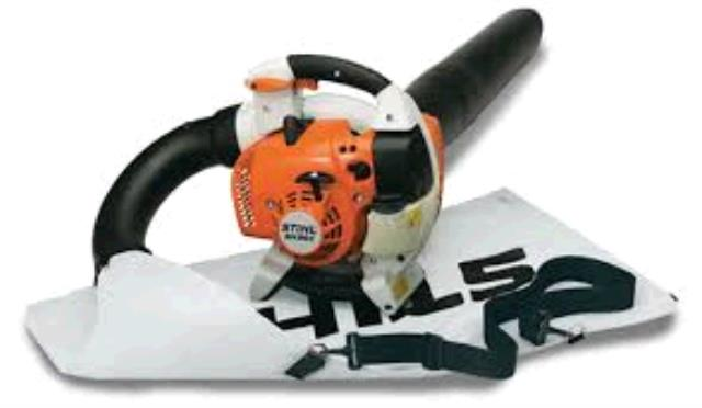 Where to find STIHL SH86CE SHRED   VAC in Cleveland