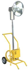 Used Equipment Sales LIGHT STAND SINGLE 1000W in Cleveland OH