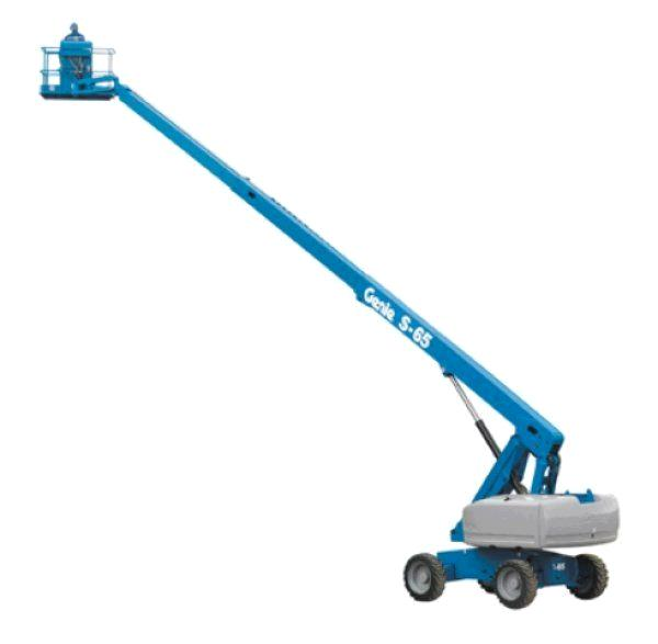Where to find MANLIFT 60  TELE BOOM DIESEL 4 WHL DRIVE in Cleveland