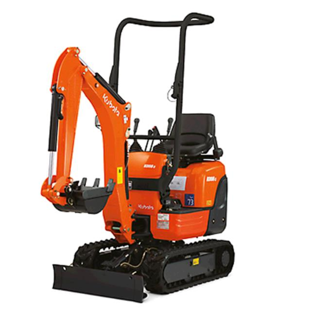 Where to find MINI EX 1T 5  8  K008 KUBOTA SCRUBBER in Cleveland