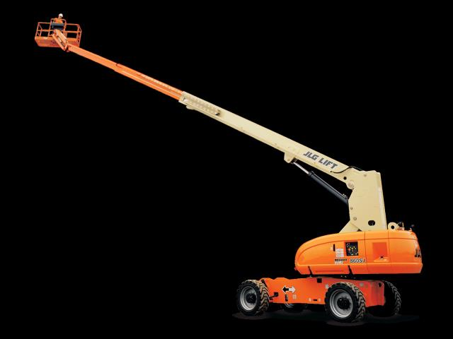 Where to find MANLIFT 85  TELE BOOM DIESEL 4 WHL DRIVE in Cleveland