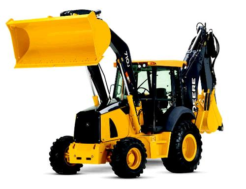 Where to find BACKHOE LOADER 70HP 4WD CAB in Cleveland