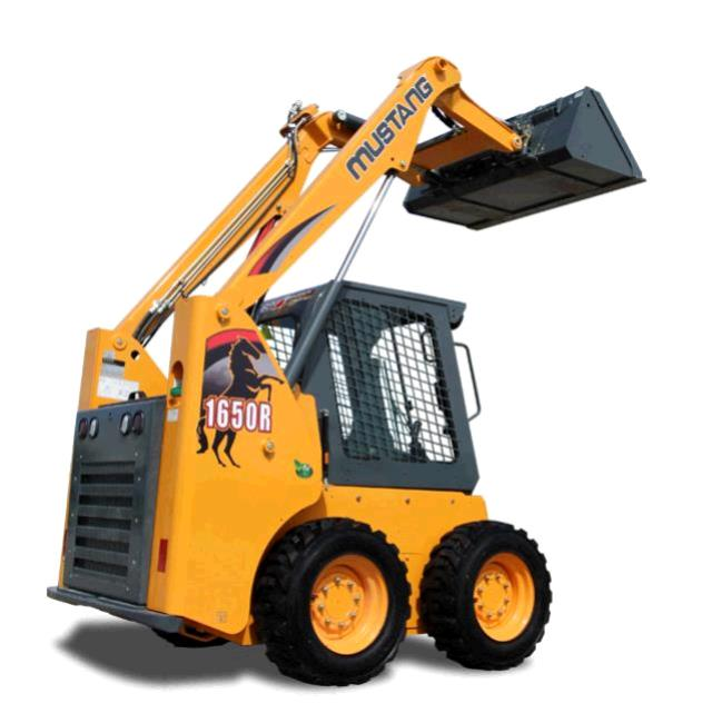 Where to find SKID MUSTANG 1650R SKID STEER in Cleveland