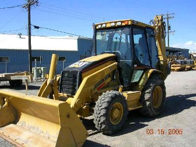 Where to find BACKHOE - CAT 420 2WD STANDARD in Cleveland
