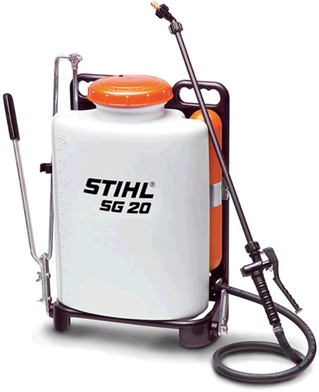 Where to find STIHL SG20 BACKPACK SPRAYER in Cleveland