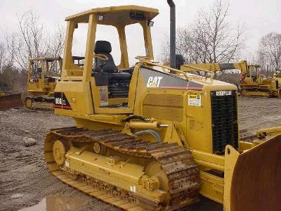 Where to find DOZER, CAT D3G HYSTAT 8  BLADE in Cleveland