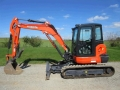 Used Equipment Sales MINI EX 5T 11  10  U55 KUBOTA W THUMB in Cleveland OH