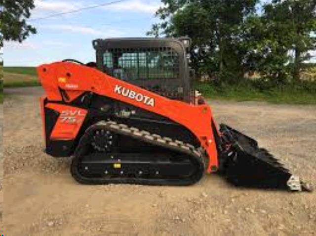 Where to find TRACK KUBOTA SVL75 in Cleveland