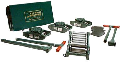 Where to find HILLMAN ROLLER HVY EQUIP in Cleveland