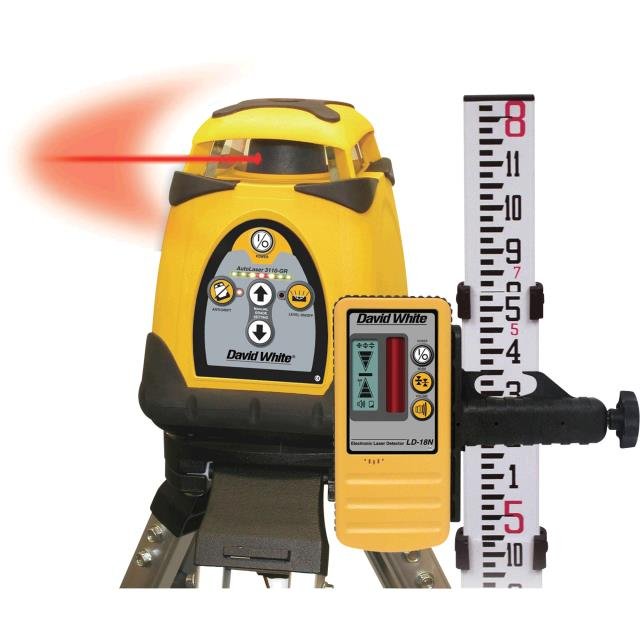 Where to find LASER LEVEL W DETECTOR in Cleveland
