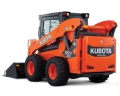 Used Equipment Sales SKID STEER KUBOTA SSV65H SOLIDS in Cleveland OH