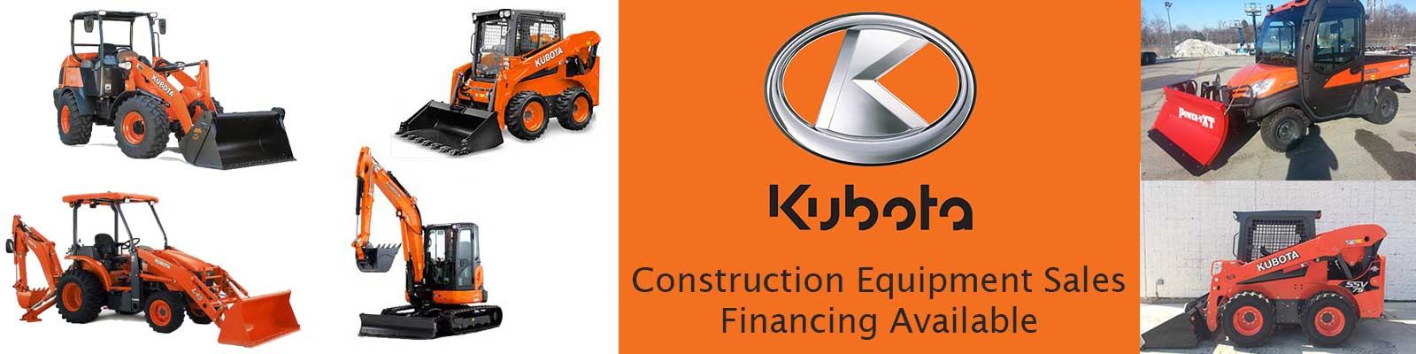 Buy Kubota equipment in Brunswick, Avon, Akron OH, Westlake, Avon Lake, Beachwood, Northeast Ohio